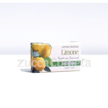 Sapone vegetale Limone - Geen Paradise