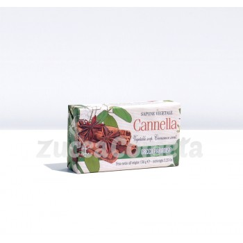 Sapone vegetale Cannella - Geen Paradise