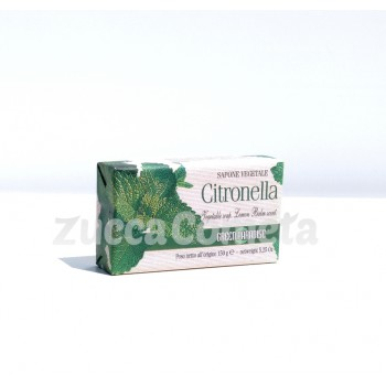 Sapone vegetale Citronella - Geen Paradise
