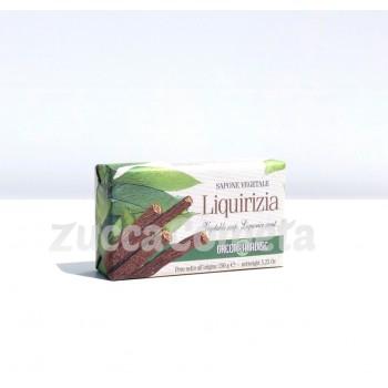 sapone liquirizia