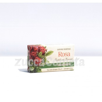 Sapone vegetale Rosa - Green Paradise
