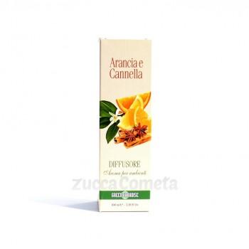 deodorante arancia e cannella
