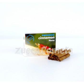 Cinnamon nano - bastoncini di Cannella per acquari - Aquamax