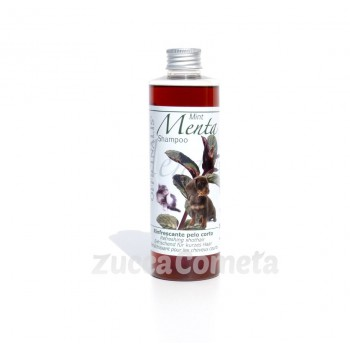 Shampoo Pet Menta - rinfrescante, pelo corto - Officinalis