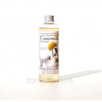 Shampoo Pet Camomilla - schiarente, dona lucentezza - Officinalis