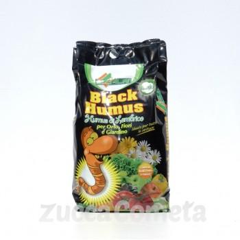 Black humus - humus di lombrico per orto, fiori, giardino - Al.fe
