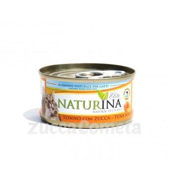 Naturina Élite - Tonno con zucca - 70g - gatto