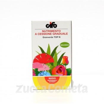 Granverde TOP N - concime organico piante e fiori - Cifo