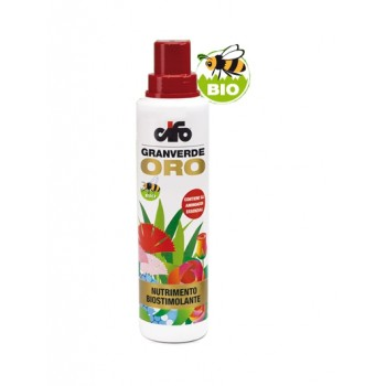 Granverde Oro – nutrimento biostimolante piante - Cifo
