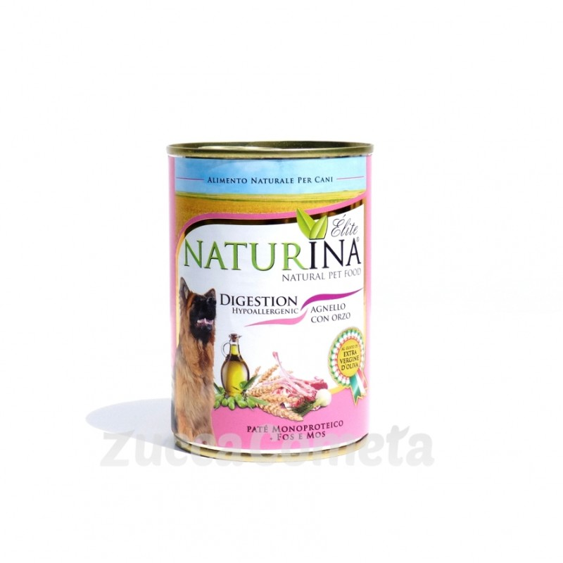 https://www.zuccacometa.com/215-thickbox_default/elite-digestion-cane-pate-monoproteico-agnello-con-orzo-400g-naturina.jpg