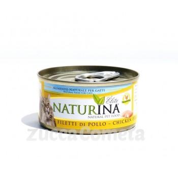 Naturina Élite - Filetti di Pollo - 70g - gatto