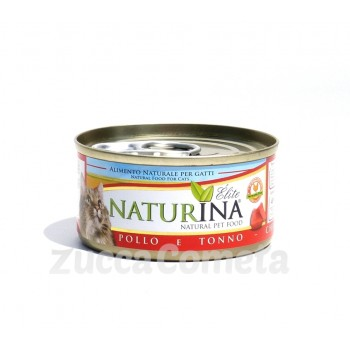 Naturina Élite - Pollo e Tonno - 70g - gatto