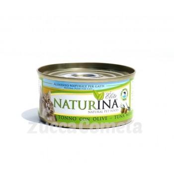 Naturina Élite - Tonno con Olive - 70g - gatto