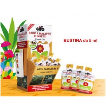 Stop a malattie e insetti (propoli per piante) - Cifo