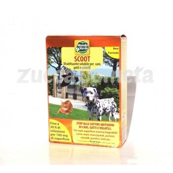 Scoot - disabituante cani, gatti e volatili - Mondo Verde