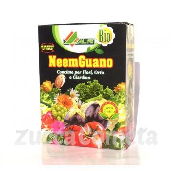 NeemGuano bio - concime per fiori, orto, giardino - Al.fe