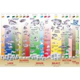 Èlite Grade 58 - mangime per pesci in grani affondanti - Blue Line