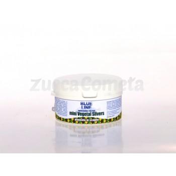 Mini Vegetal Slivers - Scaglie - mangime per pesci in scaglie - Blue Line