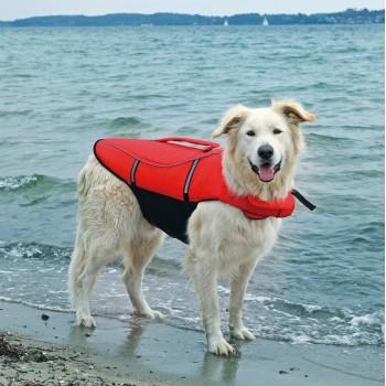 Salvagente con maniglia per cani – Trixie