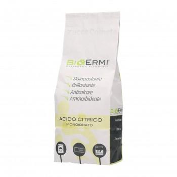 Acido citrico monoidrato 500 g - Bioermi