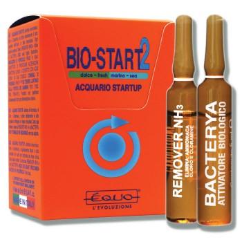 Bio-Start2 – start up per acquario marino e d'acqua dolce - Équo
