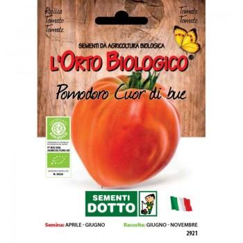 Pomodoro cuor di bue - Orto Biologico - Sementi Dotto