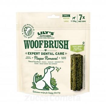 Woofbrush– barrette per la pulizia dentale – SMALL – Lily's Kitchen