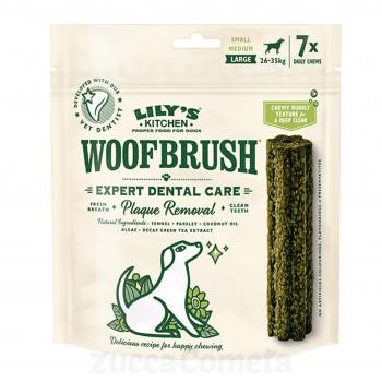 Woofbrush– barrette per la pulizia dentale – LARGE – Lily's Kitchen