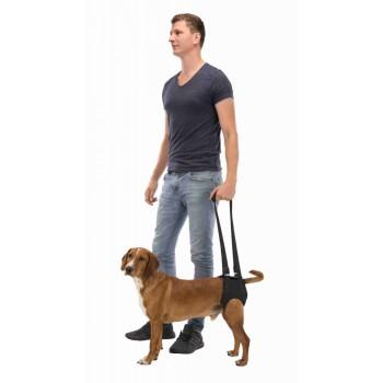 Sostegno per zampe - imbracatura con maniglie per cani - Gehilfe - Trixie