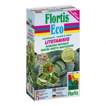 Litotamnio - polvere di roccia per piante - barriera contro insetti masticatori - Flortis Eco