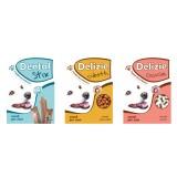 Delizie – Ossicini – snack morbido sagomato per cani – Animondo