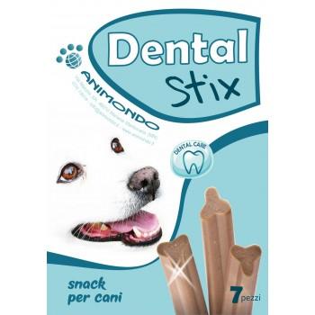 Dental Stix – barrette snack per l'igiene dentale dei cani – Animondo