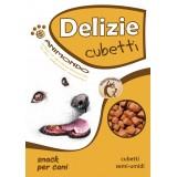 Delizie – Cubetti – snack semi-umido per cani – Animondo