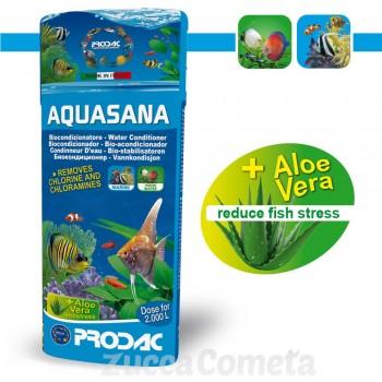 Aqua Sana – biocondizionatore (anti-cloro) per acquari - Prodac