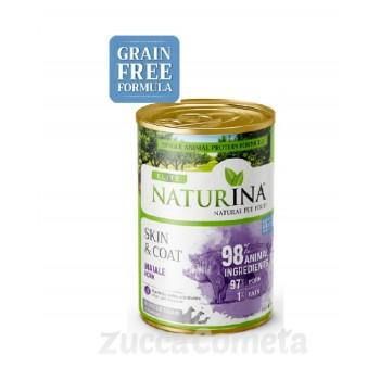 Skin & Coat (pelle e manto) Naturina Élite – monoproteico Maiale 400g - cane