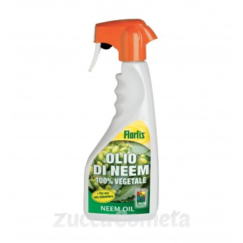 Olio di Neem - pronto all'uso – rinvigorente botanico - Flortis