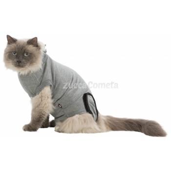 OP Body per gatto - corpetto post-operatorio protezione ferite - Trixie