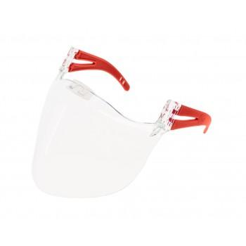 Maschera protezione schermo trasparente AllegraMask®