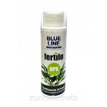 Fertilo NPK - fertilizzante base per piante in acquario d'acqua dolce – Blue Line