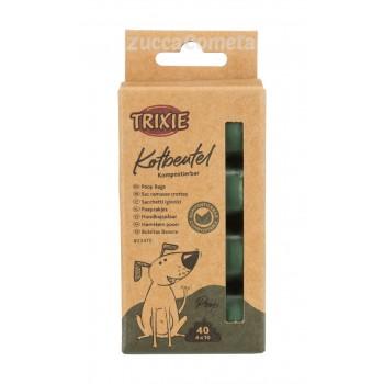 Sacchetti igienici biodegradabili - Trixie