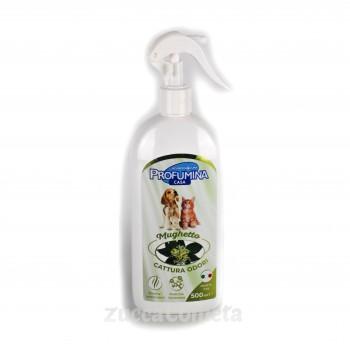 Cattura odori – deodorante Mughetto – animali domestici - Profumina