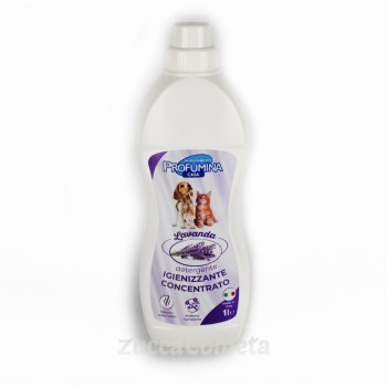 Detergente igienizzante concentrato pavimenti e cucce – Lavanda - Profumina