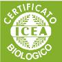 simbolo icea biologico